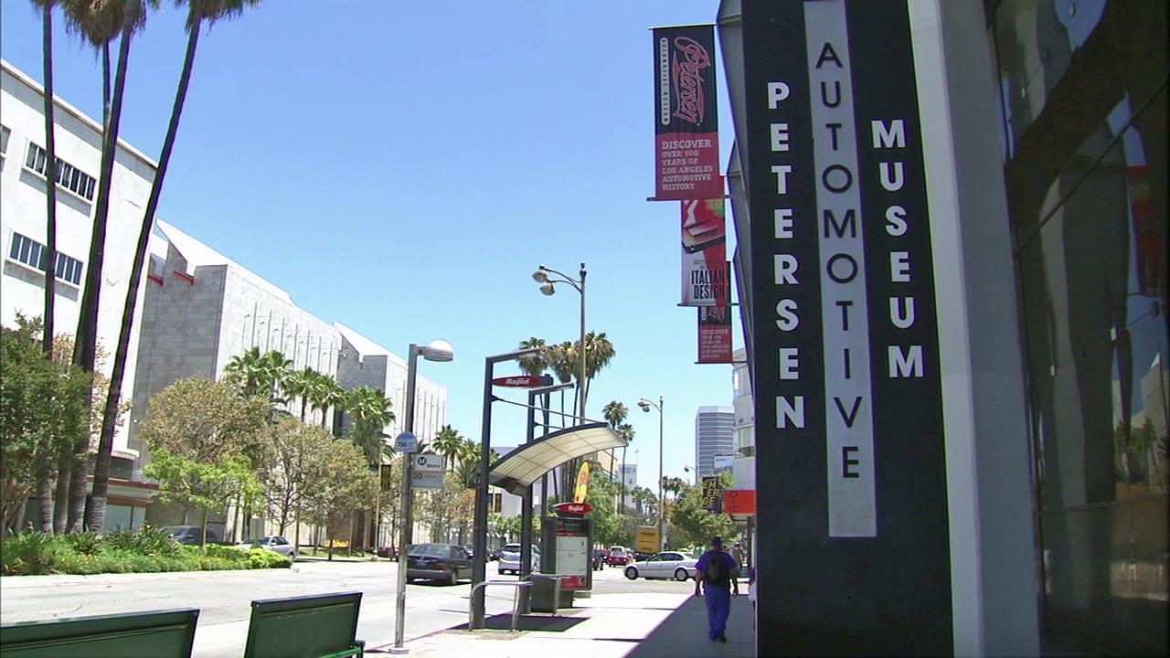 Dave Kunz's favorite spot: Petersen Automotive Museum