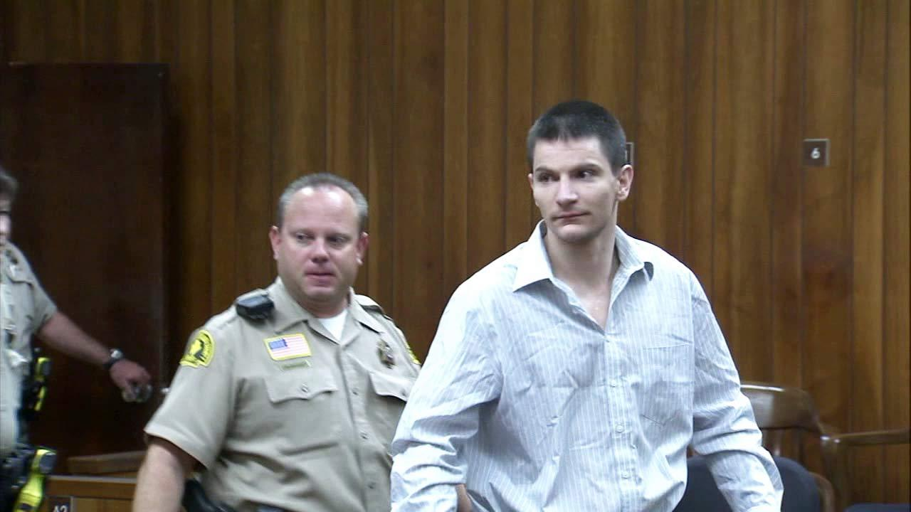 Rickie Lee Fowler appears in court in this undated file photo.