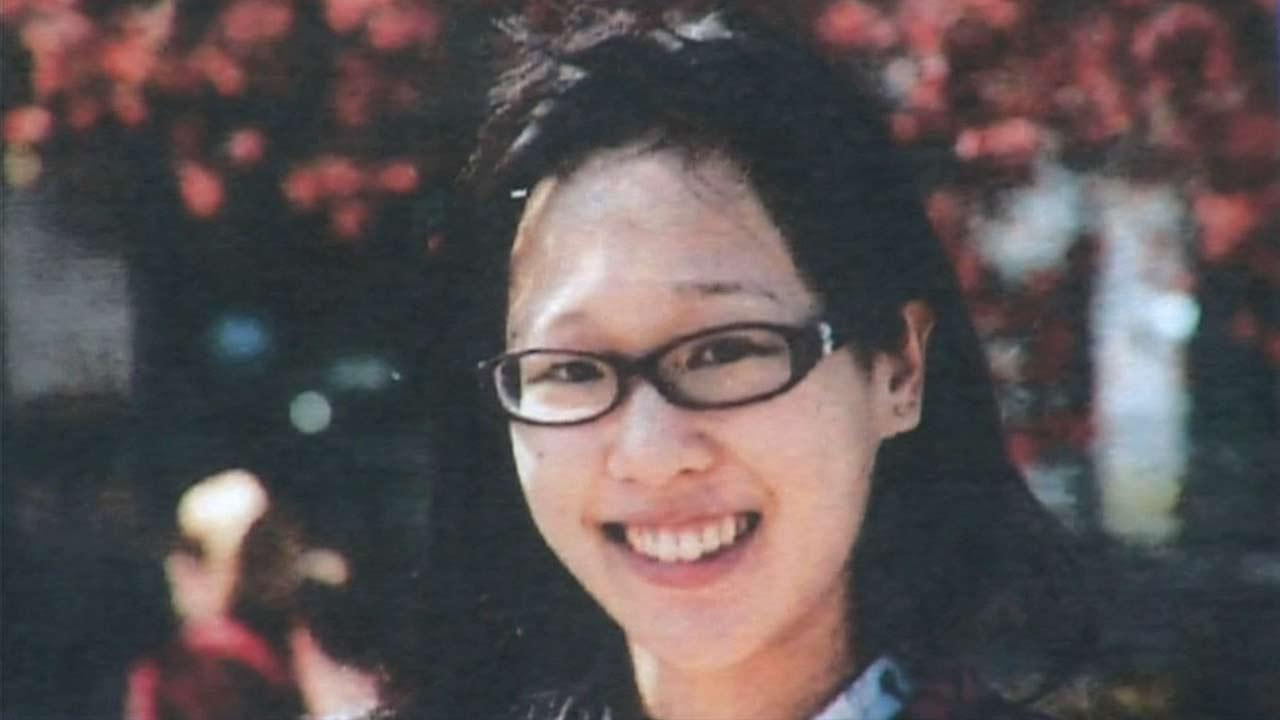 Undated file photo of Elisa Lam, 21, of Vancouver, Canada.