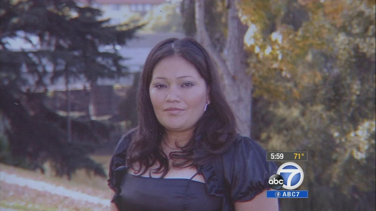 Martha Sanchez, 39, was shot and killed at  a South Los Angeles discount store on Tuesday, Sept. 17, 2013.