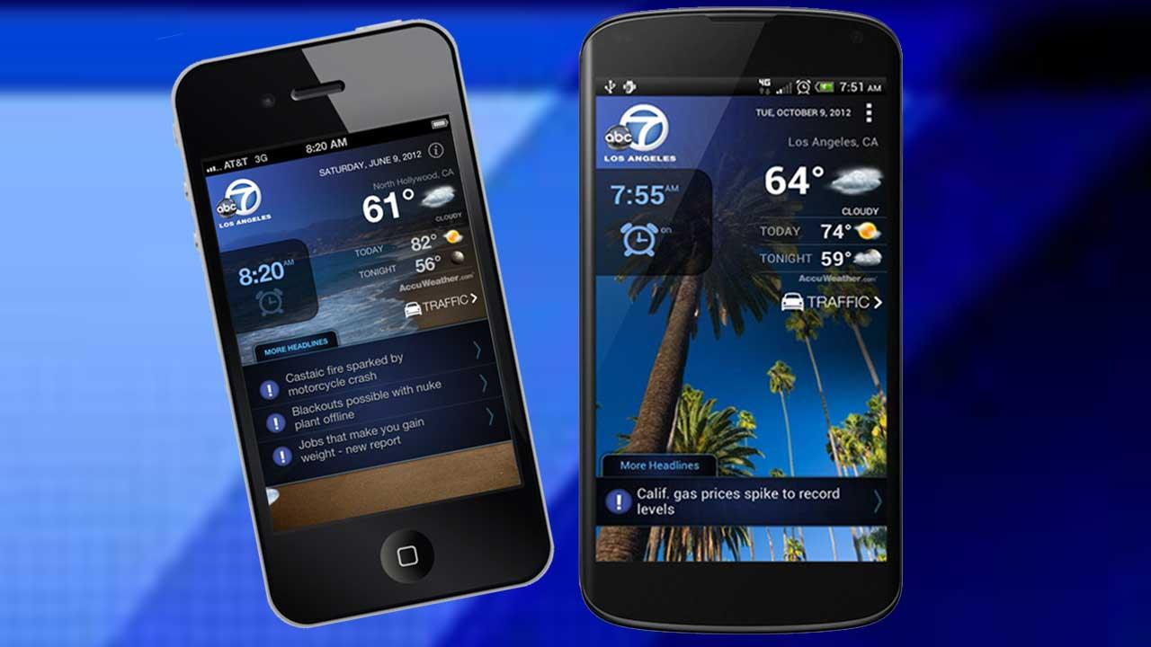 ABC7 Alarm Clock App