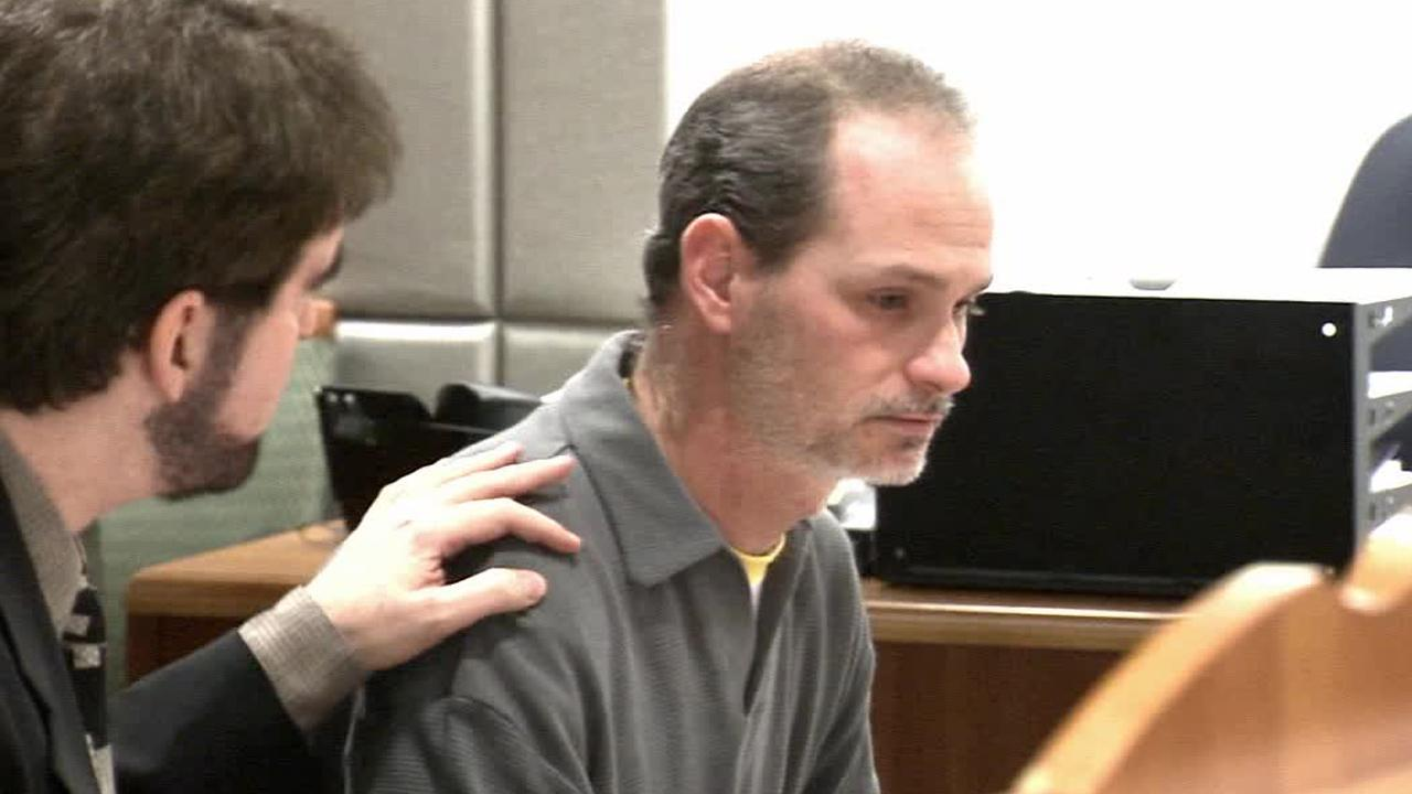 Nathan Campbell, who is suspected of driving into a crowd of people on the Venice Beach boardwalk on Aug. 3, 2013, appears in court on Wednesday, Jan. 8, 2014.