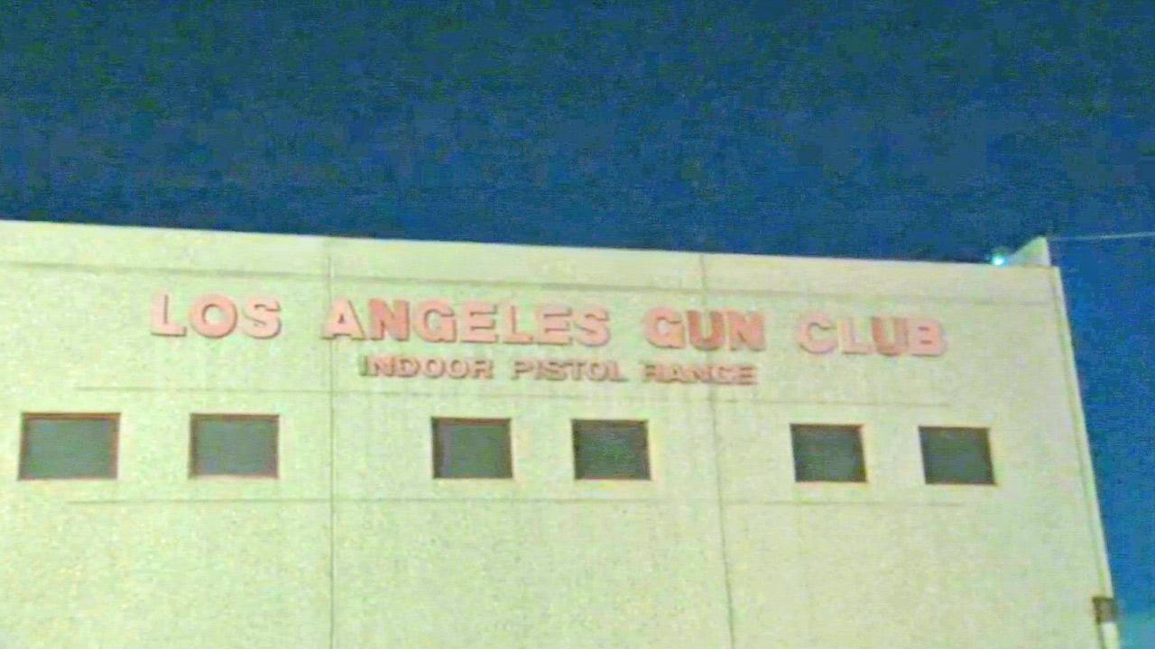 The Los Angeles Gun Club is seen in this undated file photo.