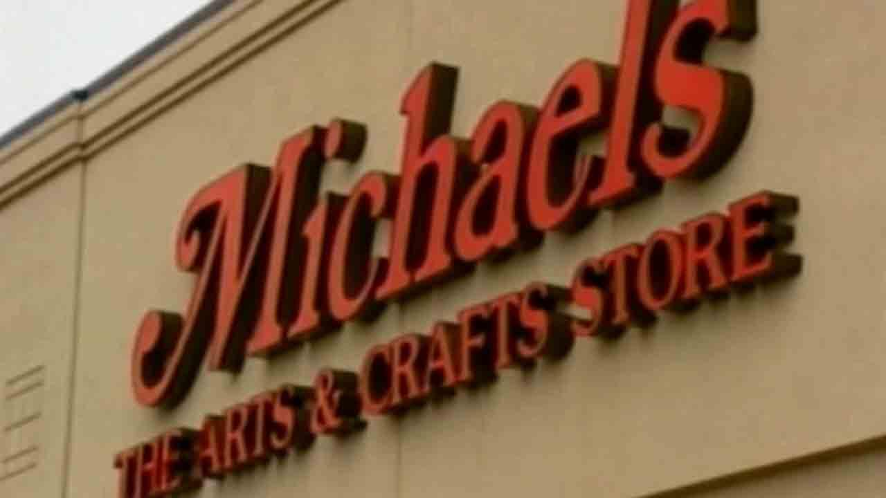 A Michaels Store is seen in this undated file photo.