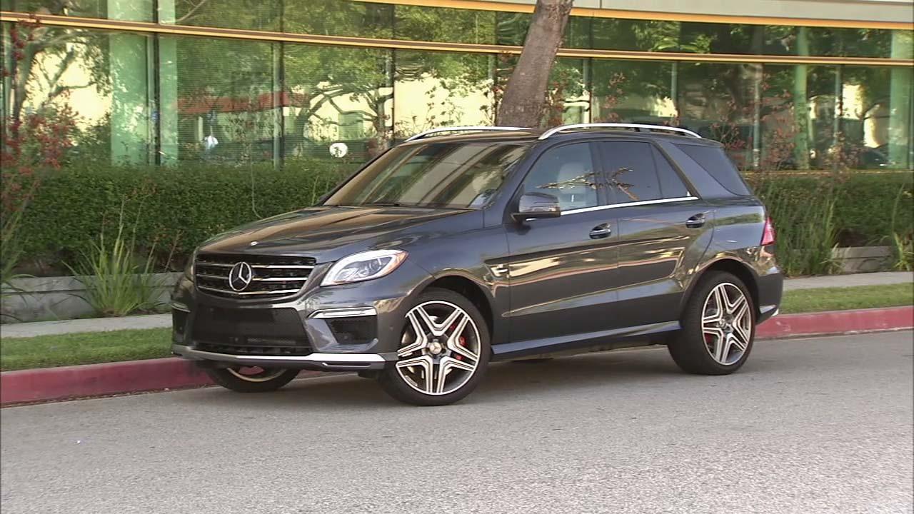 Mercedes-Benz ML series