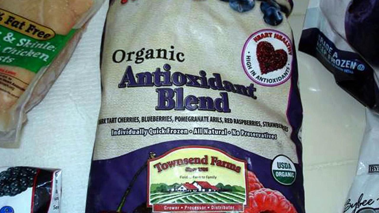 Townsend Farms Organic Antioxidant Blend Frozen Berries