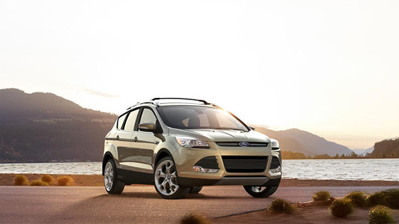 A 2013 Ford Escape is shown in this undated file image.