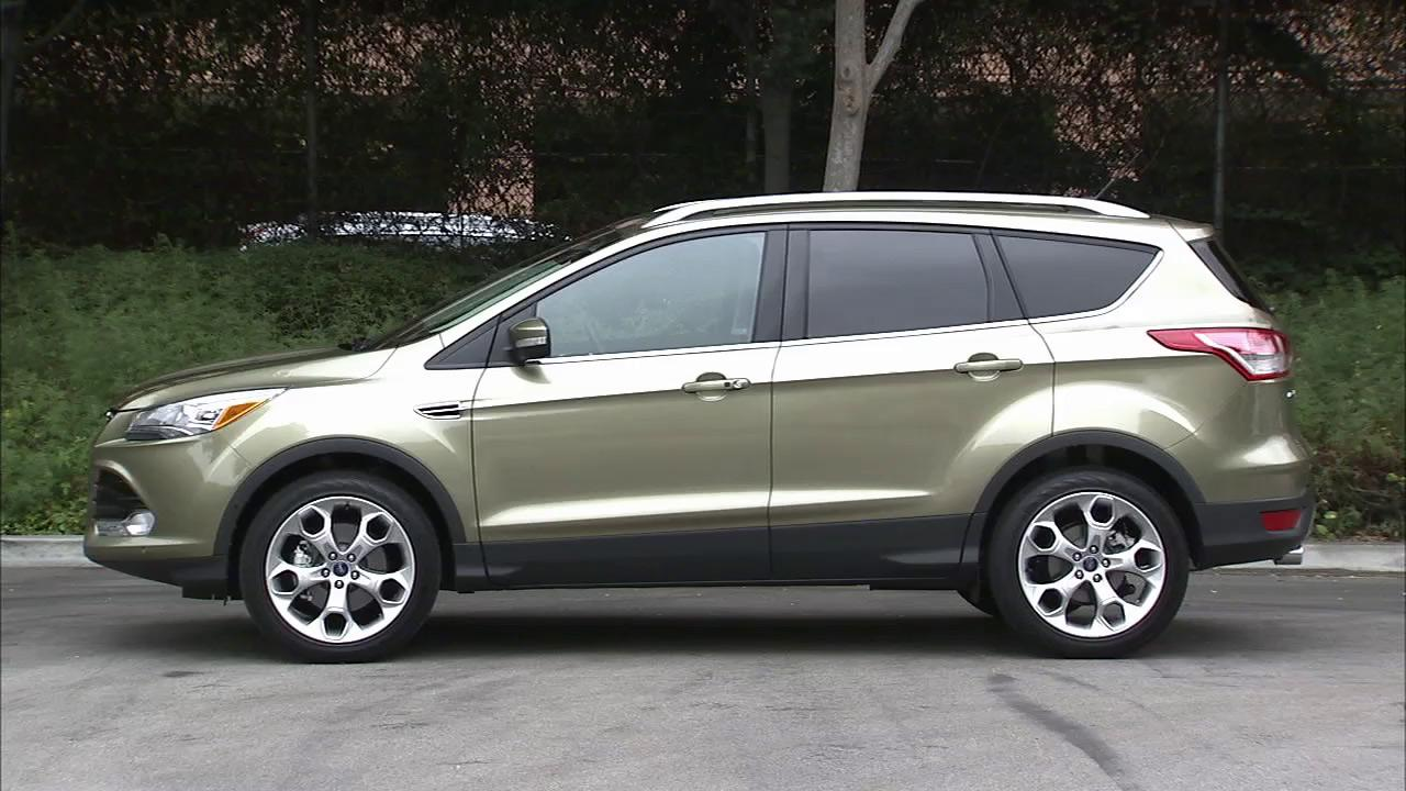 A 2013 Ford Escape is seen in this undated file photo.