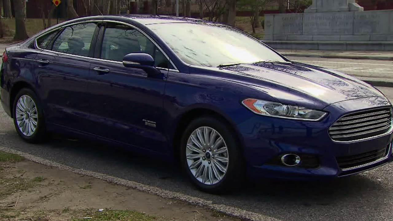 The 2013 Ford Fusion is seen in this undated file photo.