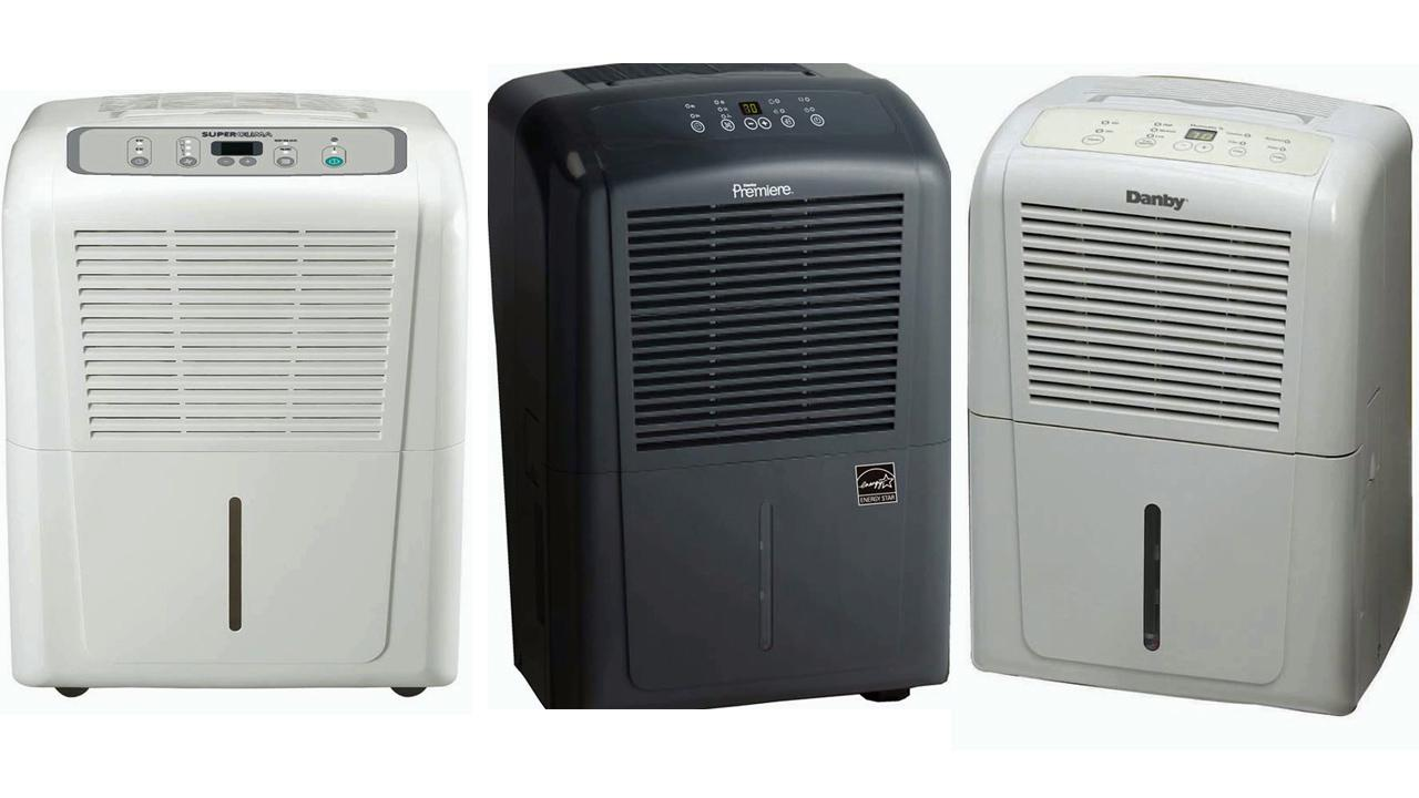 Gree Electric Appliances dehumidifiers are shown in file images provided by the U.S. Consumer Product Safety Commission.