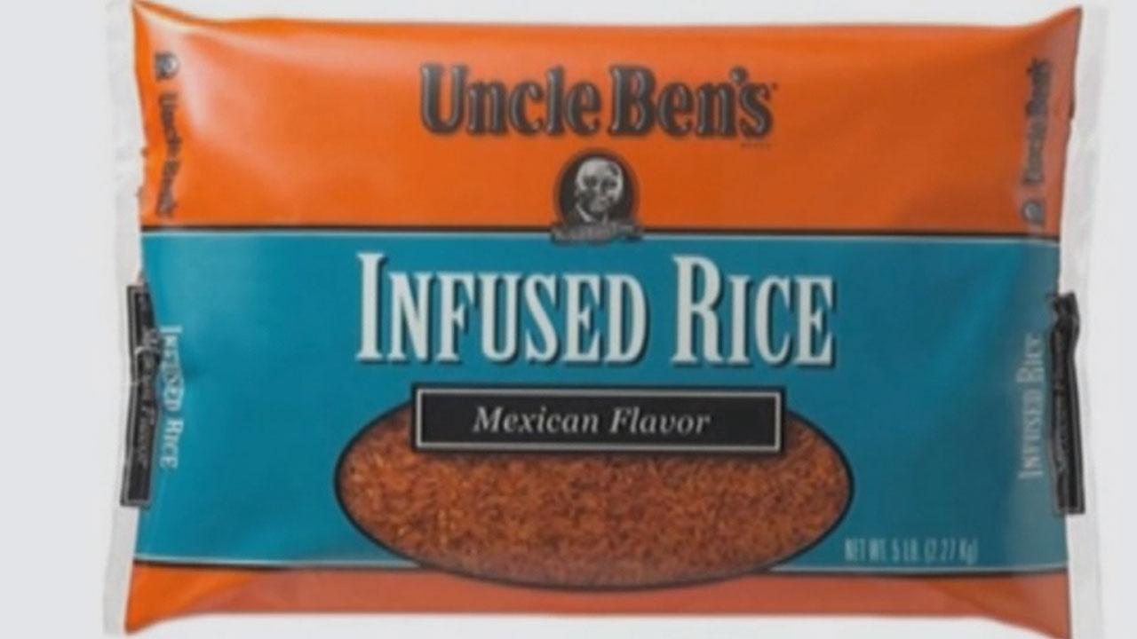 Mars Foodservices of Greenville, Miss., is recalling 5- and 25-pound bags of Uncle Bens flavor-infused rice, including Mexican flavor.