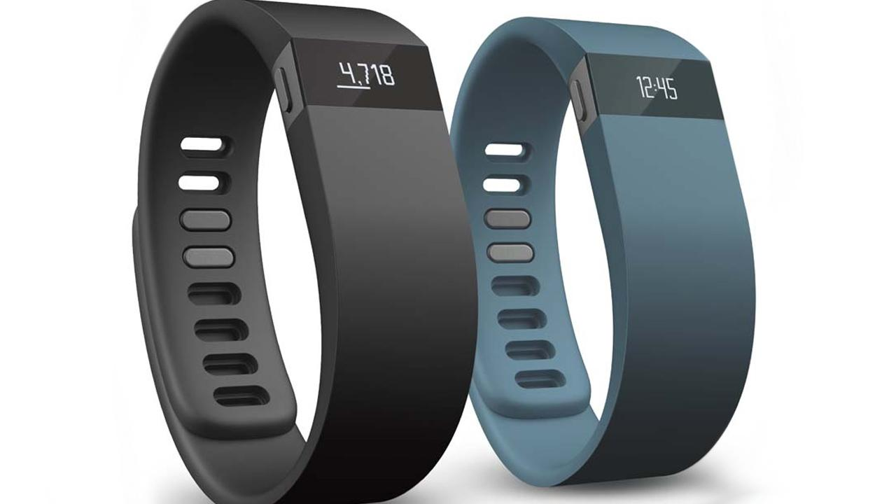 The Fitbit Force is seen in this photo provided by the Consumer Product Safety Commission.