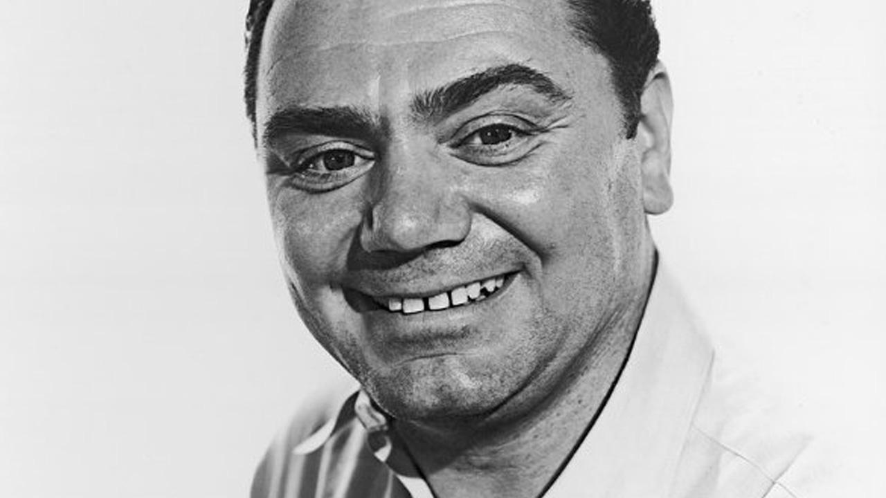 Ernest Borgnine is seen in the 1955 film Marty.