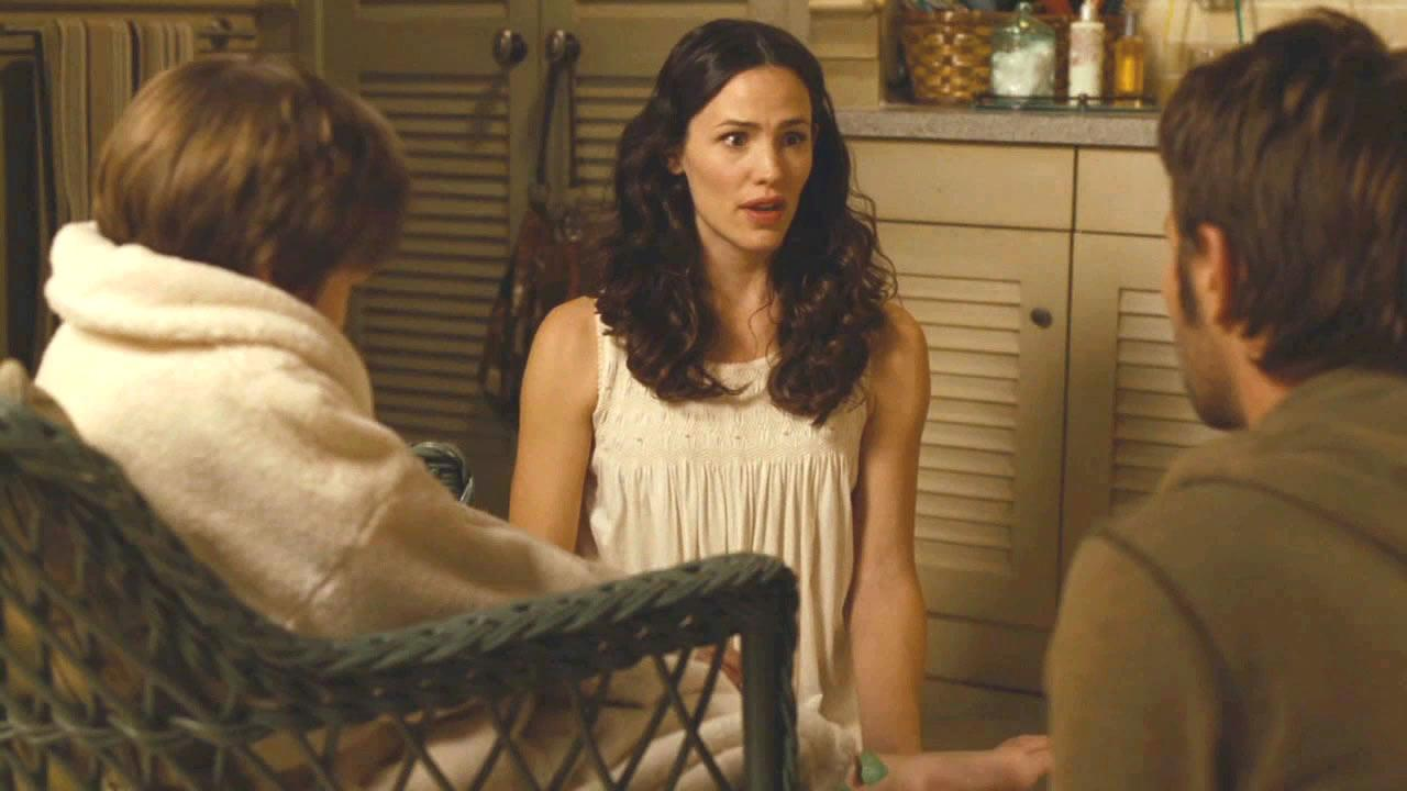 Jennifer Garner in a scene from the 2012 film The Odd Life of Timothy Green.