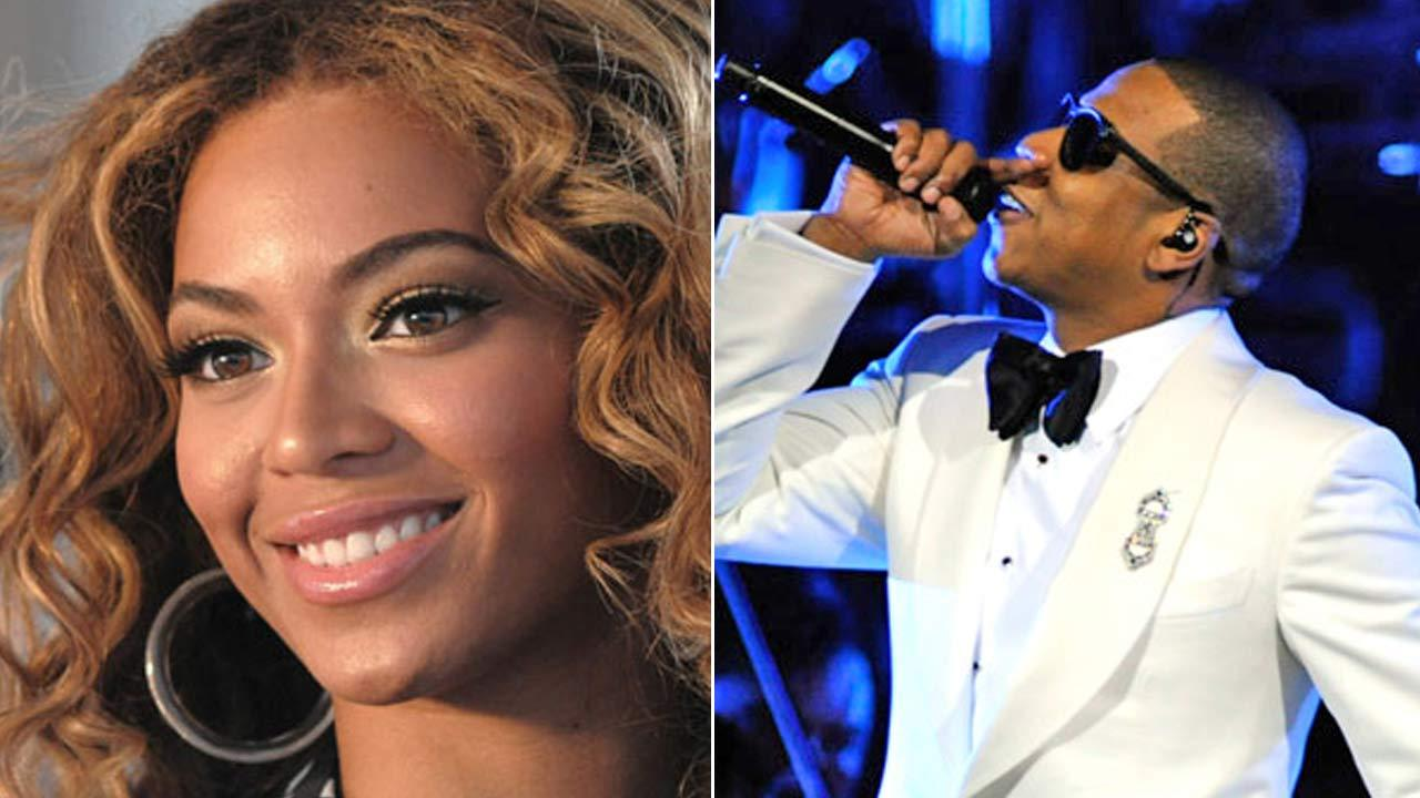Jay-Z and Beyonce top the just-release3d Forbes list of the highest-paid celebrity couples of the last year.