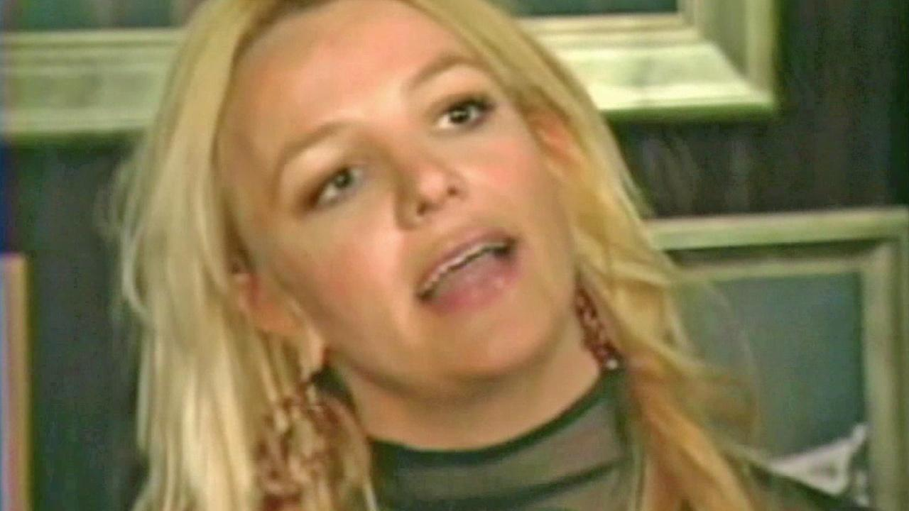 Britney Spears is seen in this undated file photo.