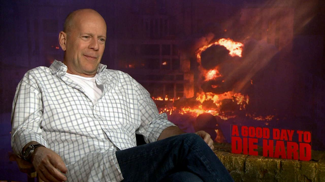 Bruce Willis returns to his action filled role of veteran cop John McClane for the fifth time in A Good Day to Die Hard.