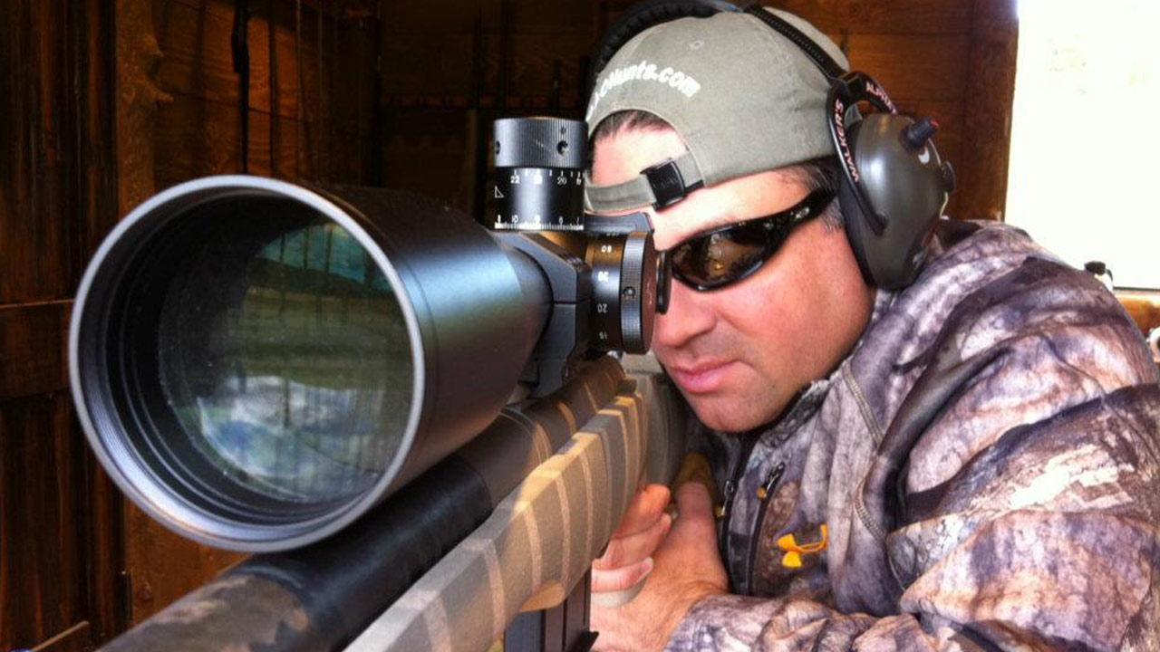 Gregory G. Rodriguez, host of The Sportsman Channels A Riflemans Journal, in an undated photo from his Facebook account. Rodriguez was shot and killed by another man in Whitefish, Mo., on Thursday, March 7, 2013.