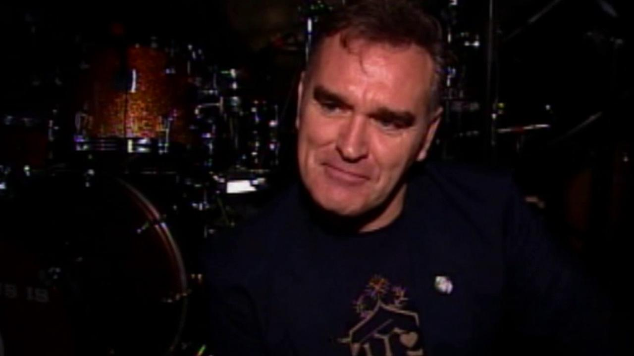 Morrissey is seen in this undated file photo.