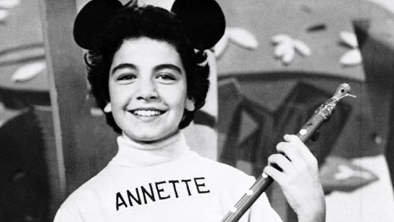 Mouseketeer Annette Funicello is seen in this undated file photo from The Walt Disney Co.