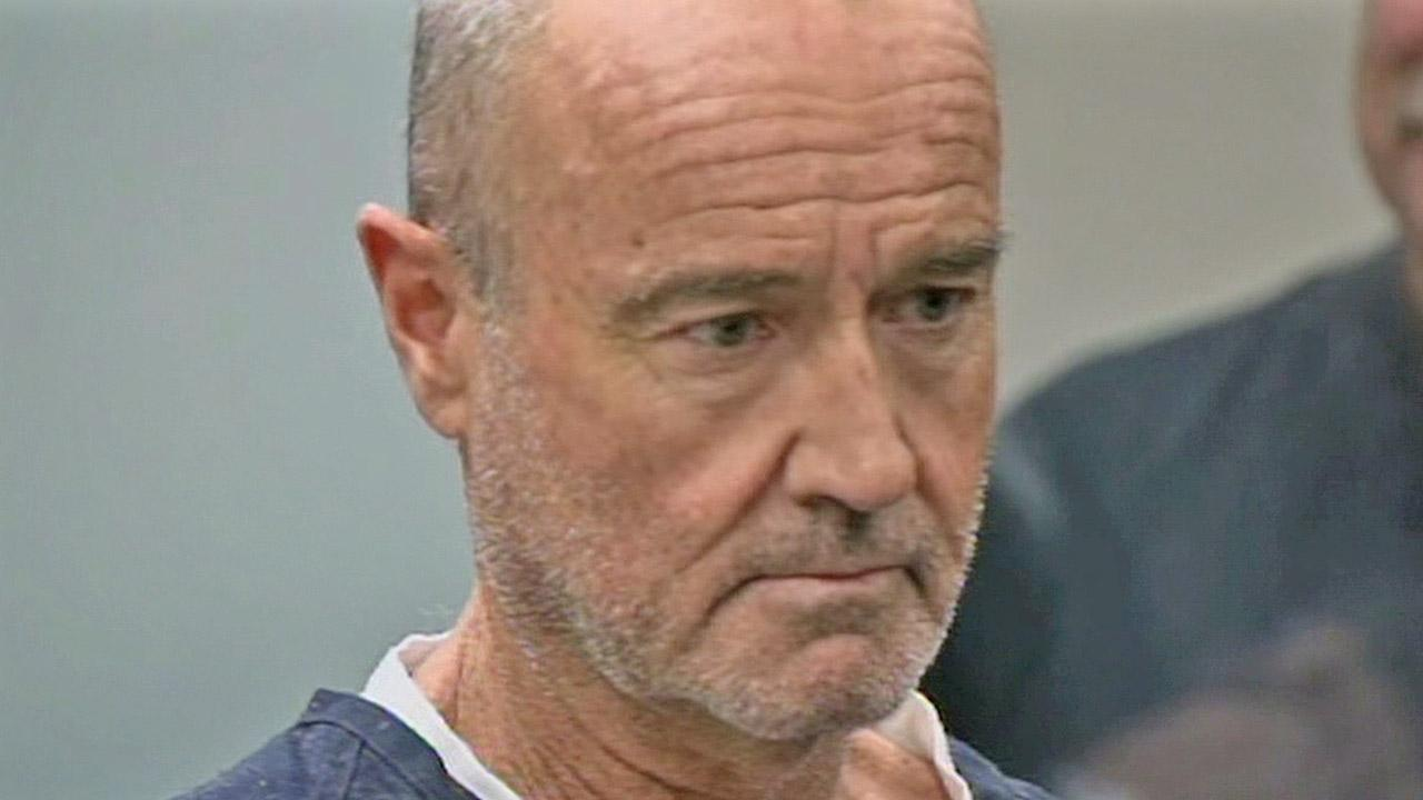 Peter Robbins, 56, appears in court in this undated file photo.
