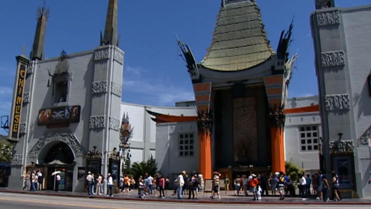 The TCL Chinese Theatre is seen in this undated file photo.
