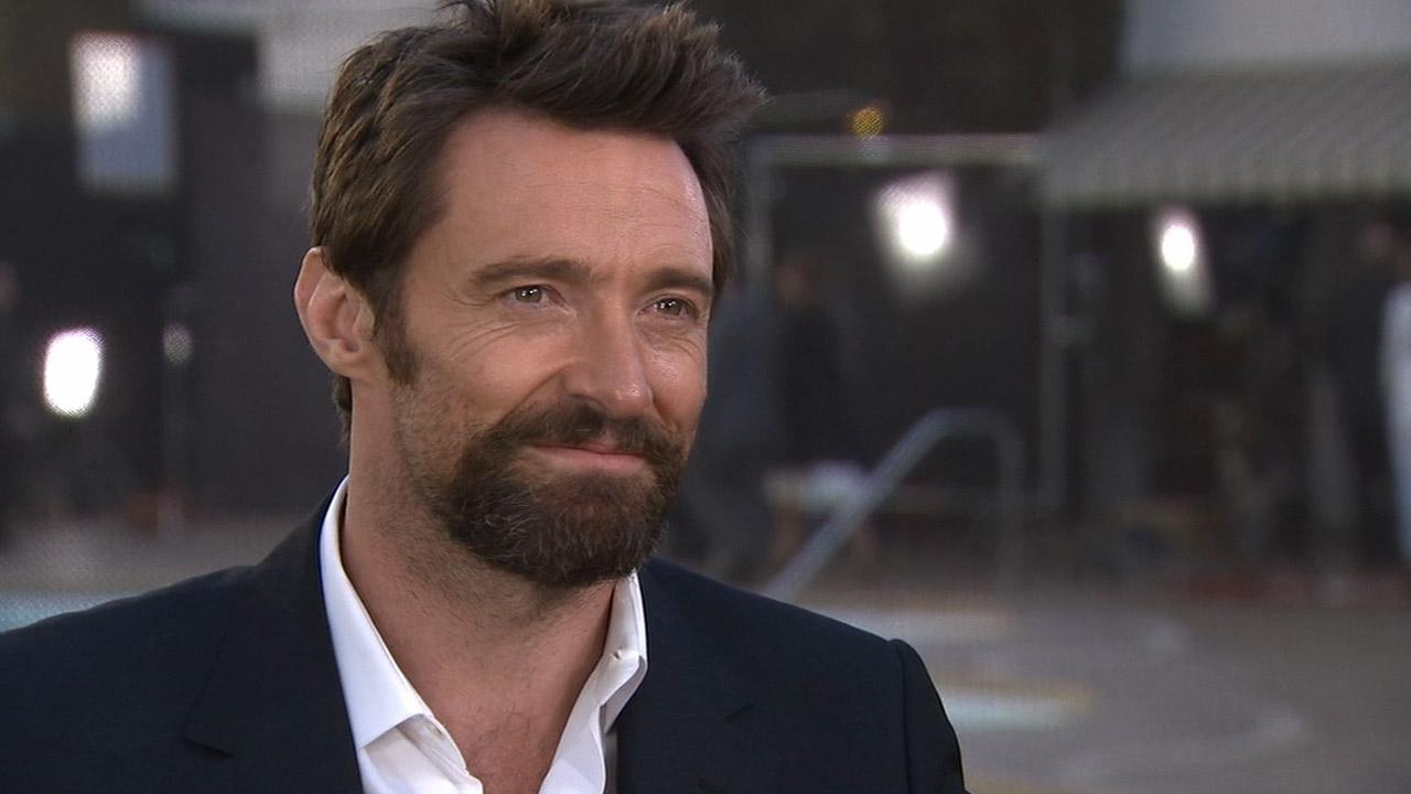 Hugh Jackman is seen in this undated file photo.