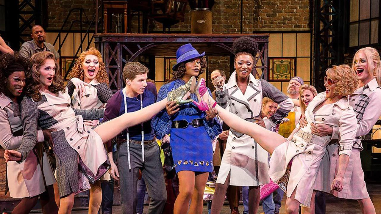 A promotional photo for Kinky Boots from their Facebook page.