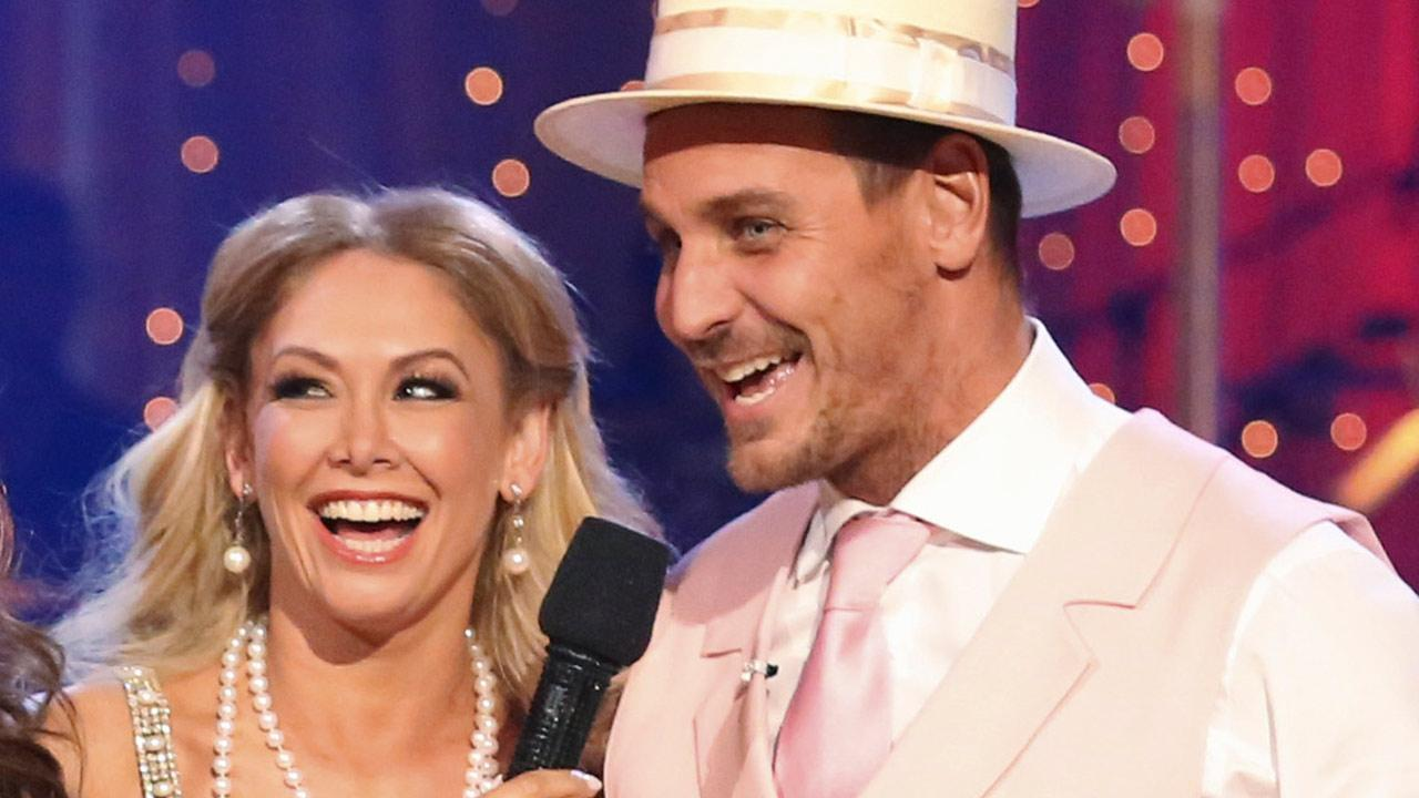Ingo Rademacher and Kym Johnson were voted off Dancing With The Stars on Tuesday, May 14, 2013.