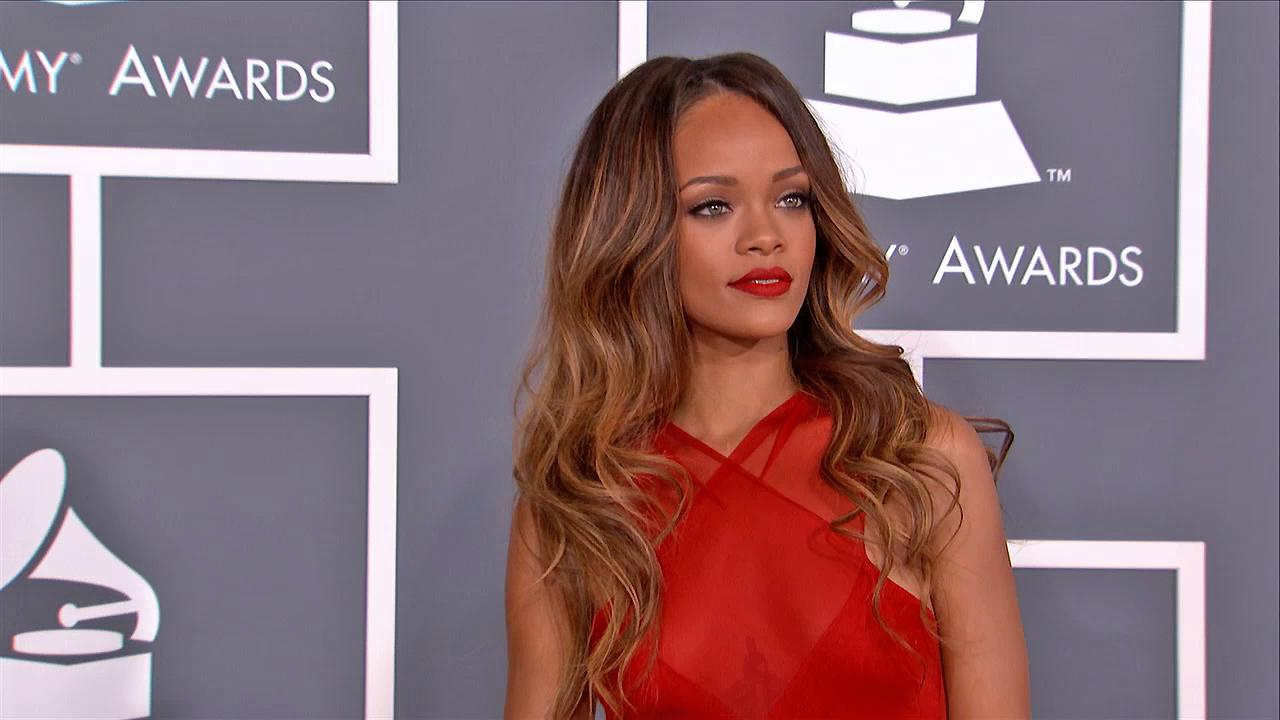 Singer Rihanna appears in this file photo.