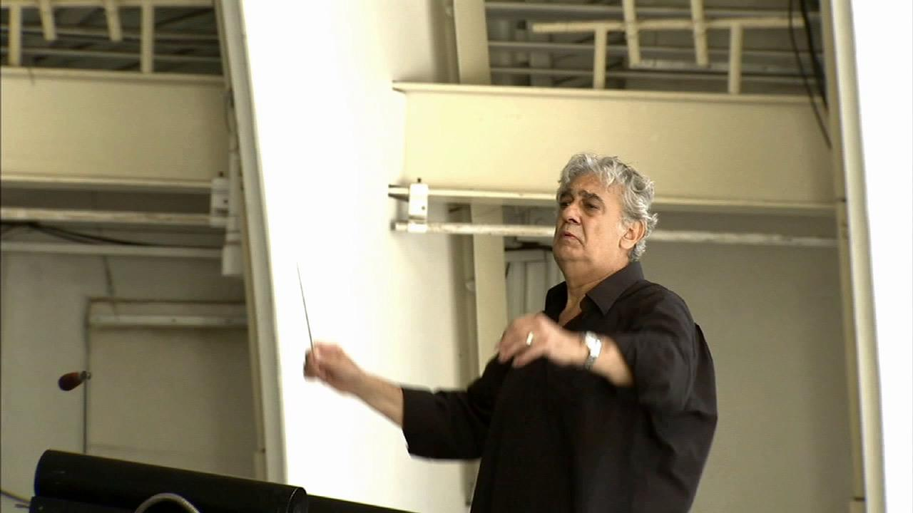 Placido Domingo is seen in this undated file photo.