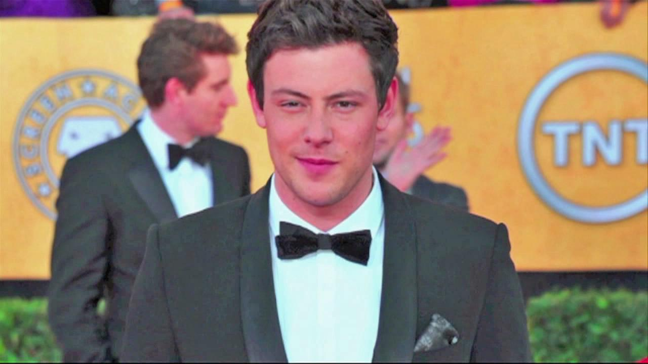 Glee actor Cory Monteith is seen in this undated file photo.