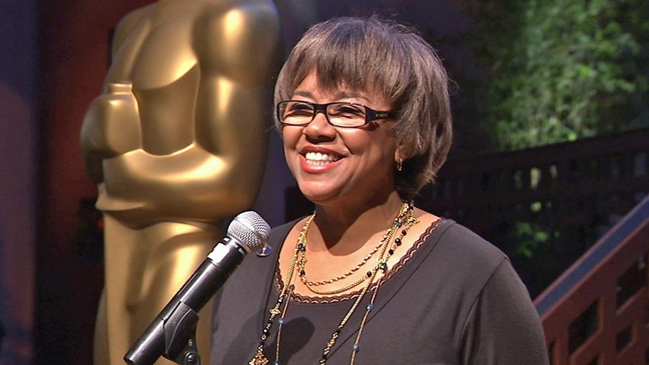 Cheryl Boone Isaacs is shown in this undated file photo.