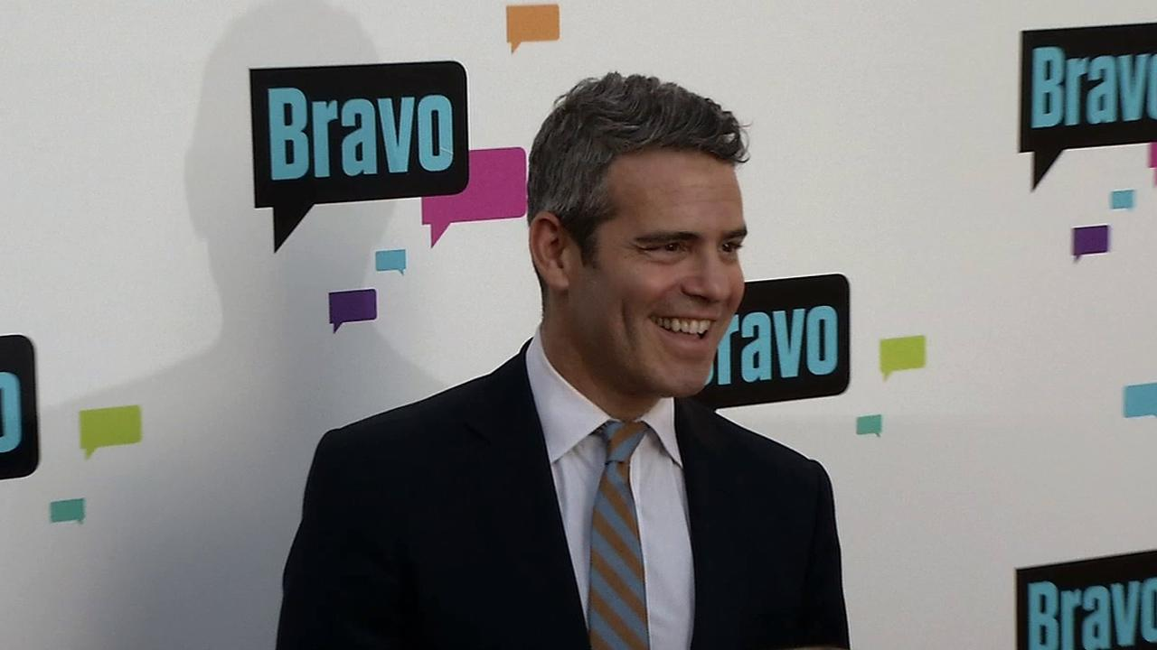 Andy Cohen is seen in this undated file photo.