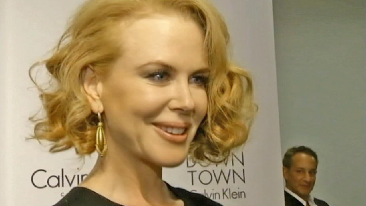 Actress Nicole Kidman is seen at Mercedes Benz Fashion Week on Thursday, Sept. 12, 2013.
