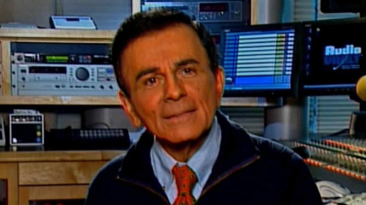 Casey Kasem is seen in an undated file photo.