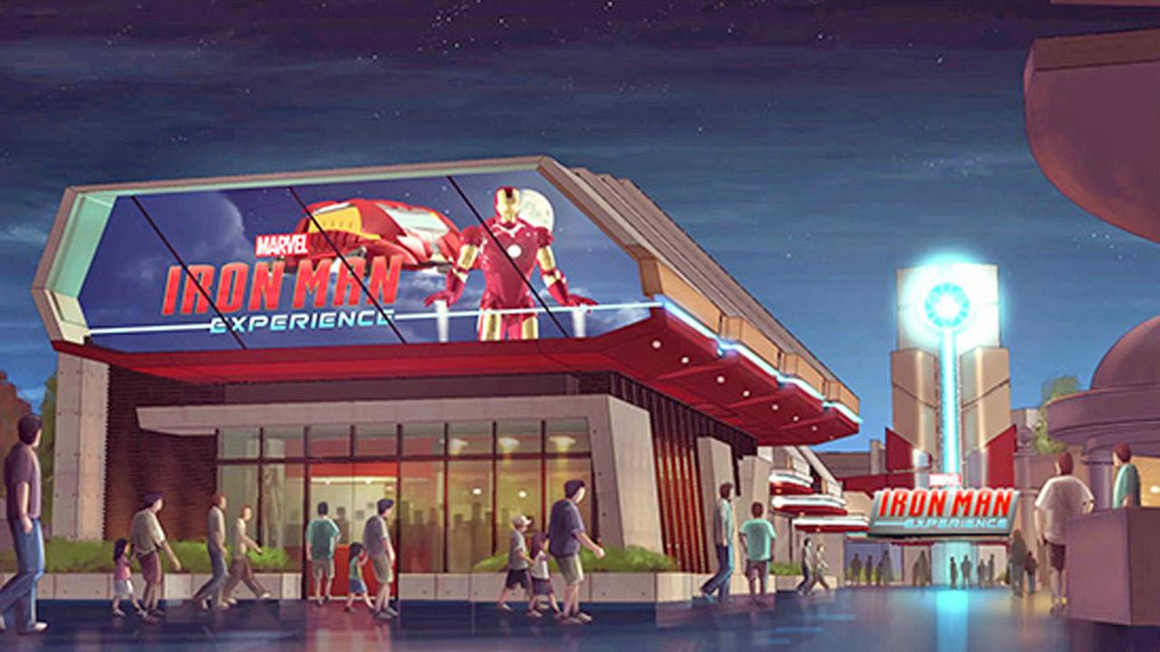 Hong Kong Disneyland is planning to add the Iron Man Experience by late 2016.