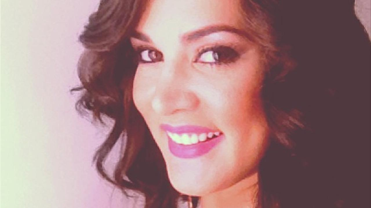 Former Miss Venezuela Monica Spear is shown in a photo from her Instagram account.
