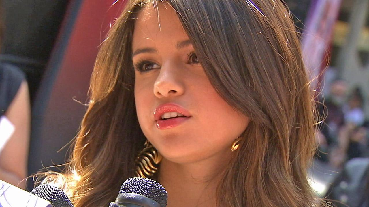 Selena Gomez is seen in this undated file photo.