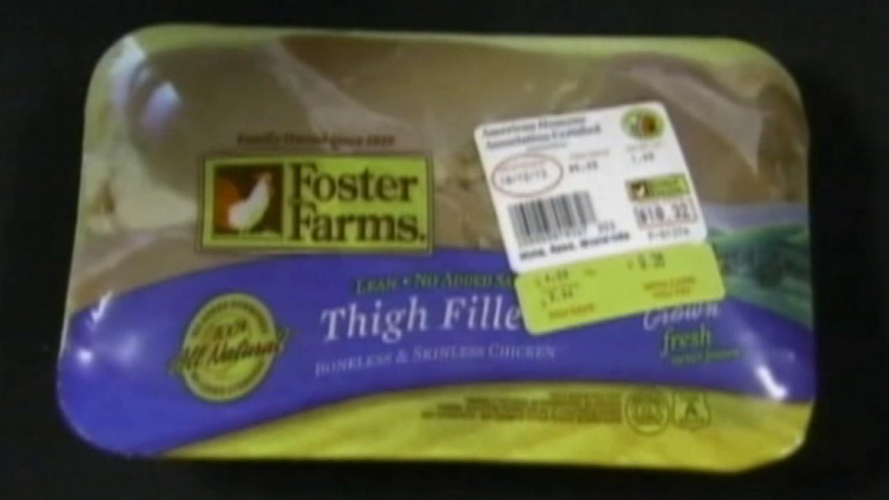 The Centers for Disease Control and Prevention has discovered more than 50 new cases in the salmonella outbreak linked to Foster Farms chicken.