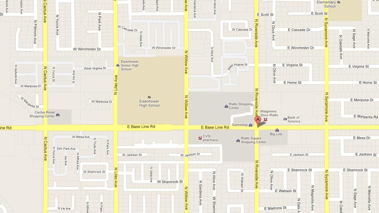 rialto attempted kidnapping suspect targeted eisenhower high school