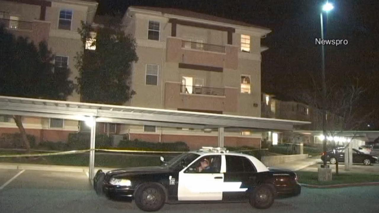 A California State University, San Bernardino, student was shot and killed by university police at an off-campus housing facility Saturday, Dec. 8, 2012.