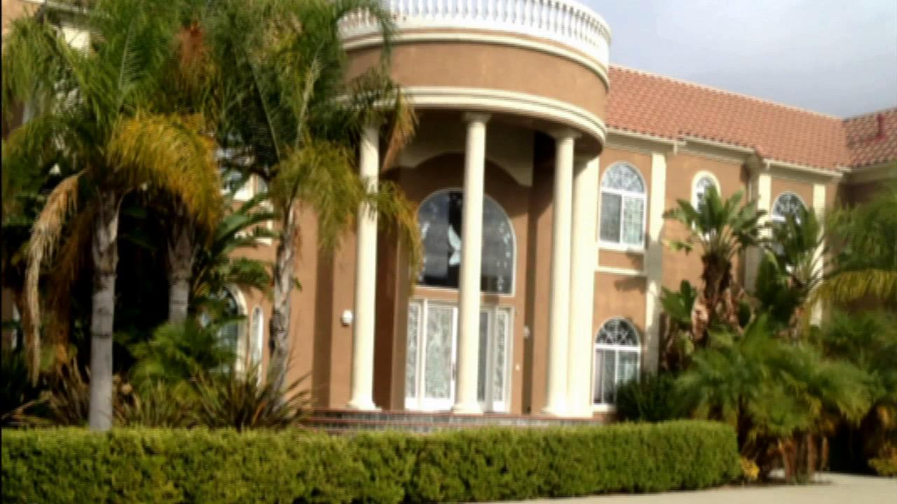 A so-called maternity mansion in Chino Hills was used to house Chinese women seeking American citizenship for their unborn children, according to officials.