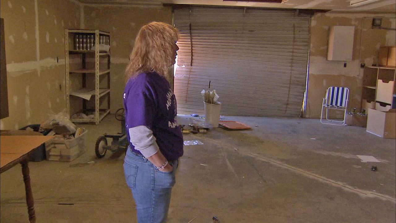Thieves broke into a warehouse holding supplies for the homeless in Apple Valley twice over the weekend.