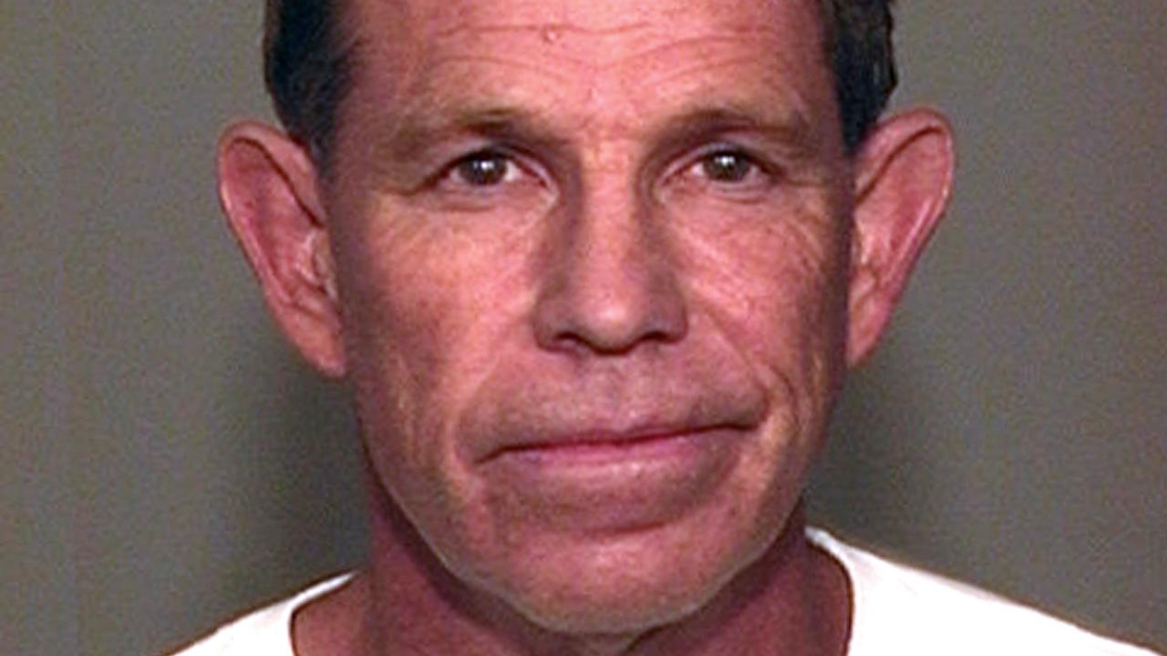 Caleb Hesse, 52, is shown in this undated booking photo.