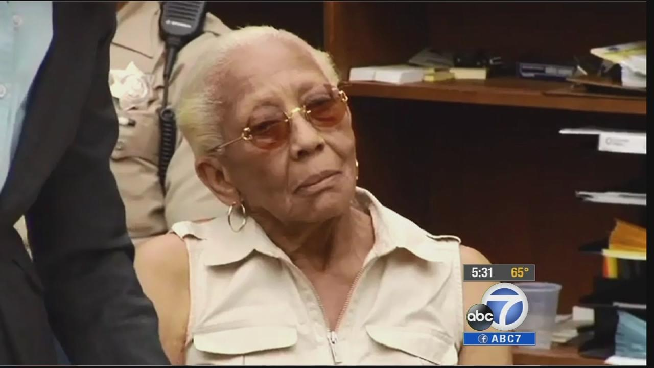 Doris Payne is seen in this photo.
