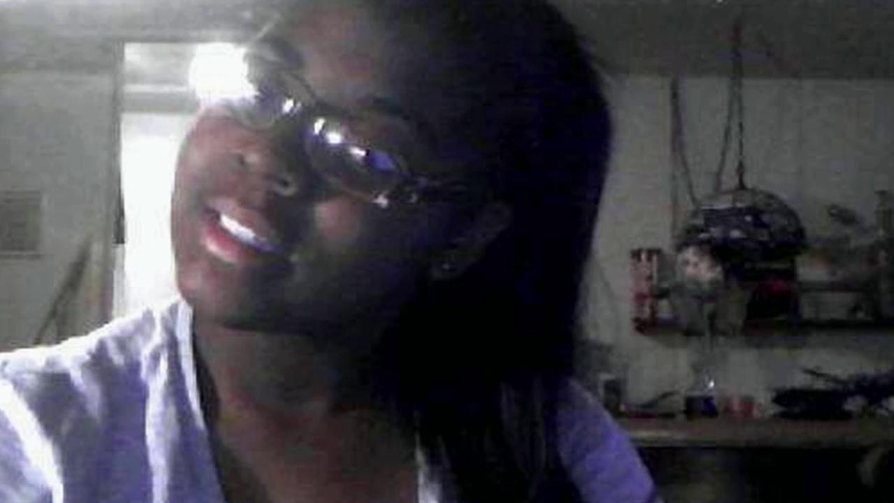 Unique Russell, 14, seen in this undated photo posted on her Facebook page, was fatally shot in Westmont on Wednesday, July 4, 2012.
