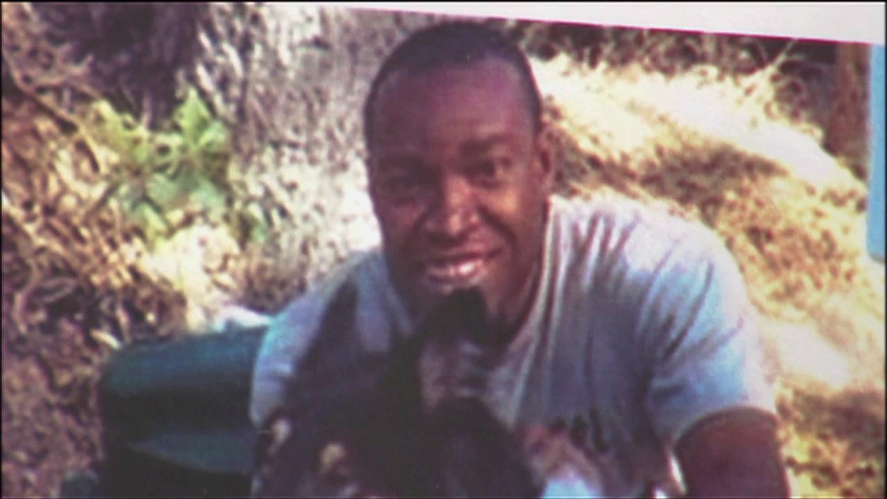 Police released an image of a person of interest in recent stabbings in L.A. Police say the man may go by the name of David Ben Keyes.