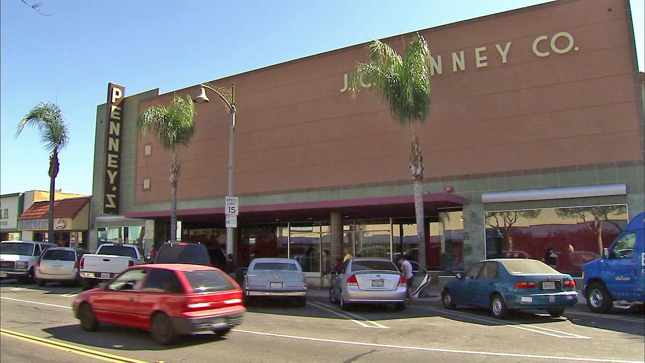 The J.C. Penney store in San Fernando appears in this undated file photo.