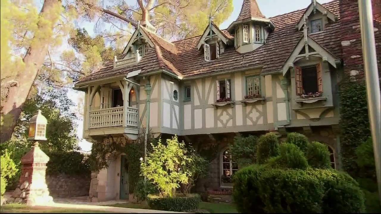 This house modeled after Disneyland is now on the market for just under $1.5 million in La Canada Flintridge.